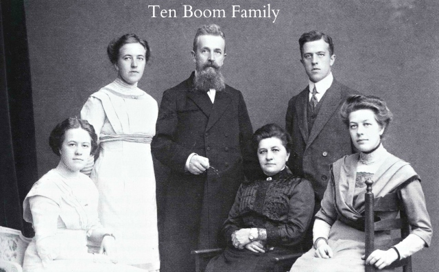 Ten Boom Family photo